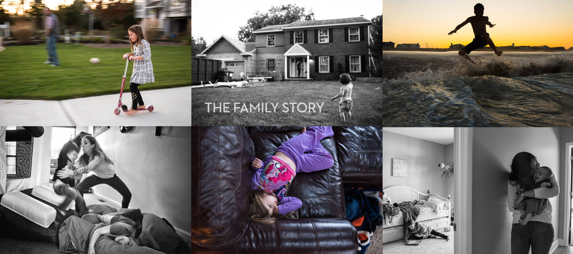 The Family Story - Daniel Bostwick Photography